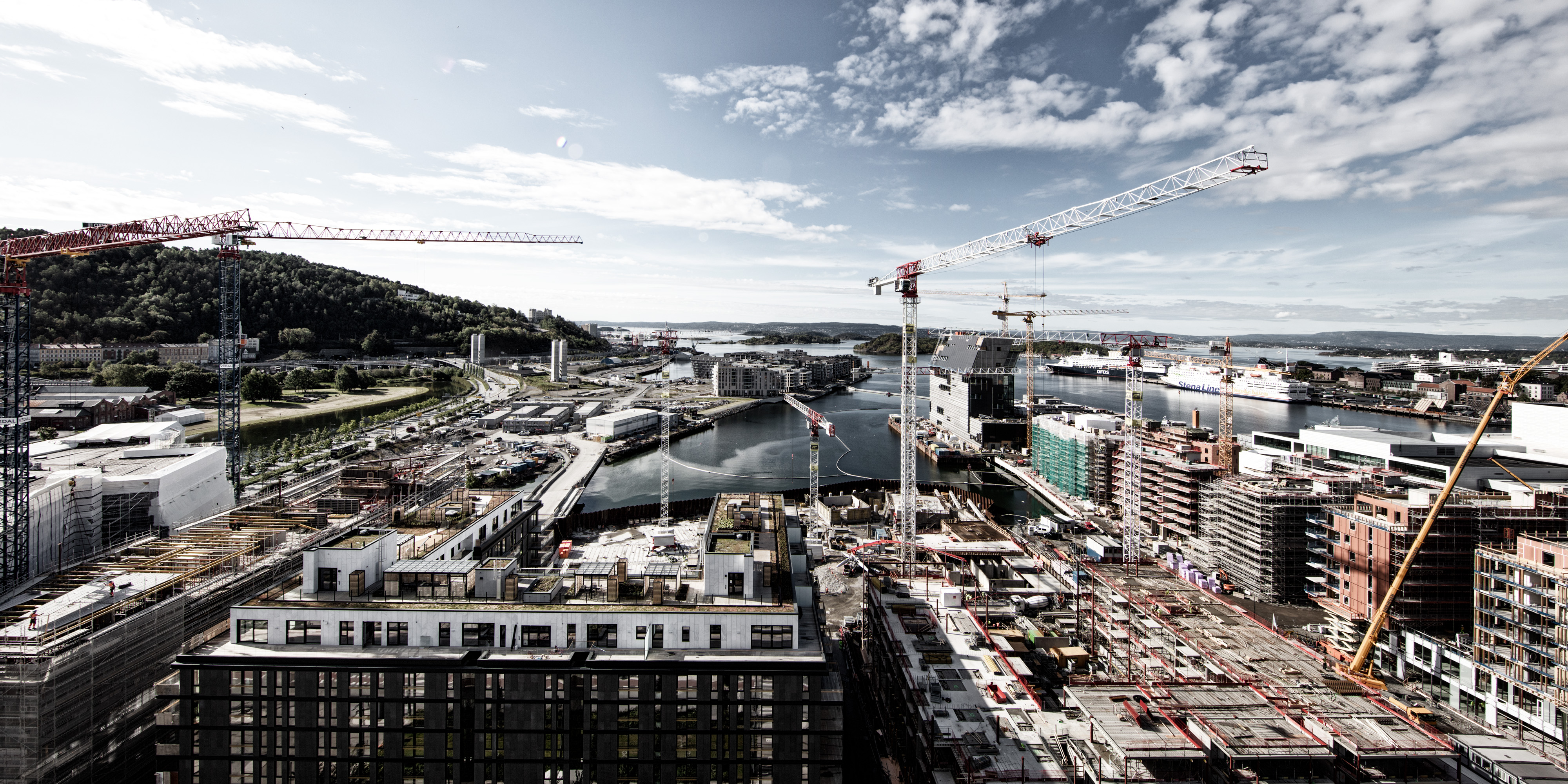- Arkeologene slo fast at Bispevika hadde vært et område med yrende folkeliv der fiskeri og næring skapte et knutepunkt for byens innbyggere. Funnene har siden ført til at historien om Oslo har blitt skrevet på nytt.